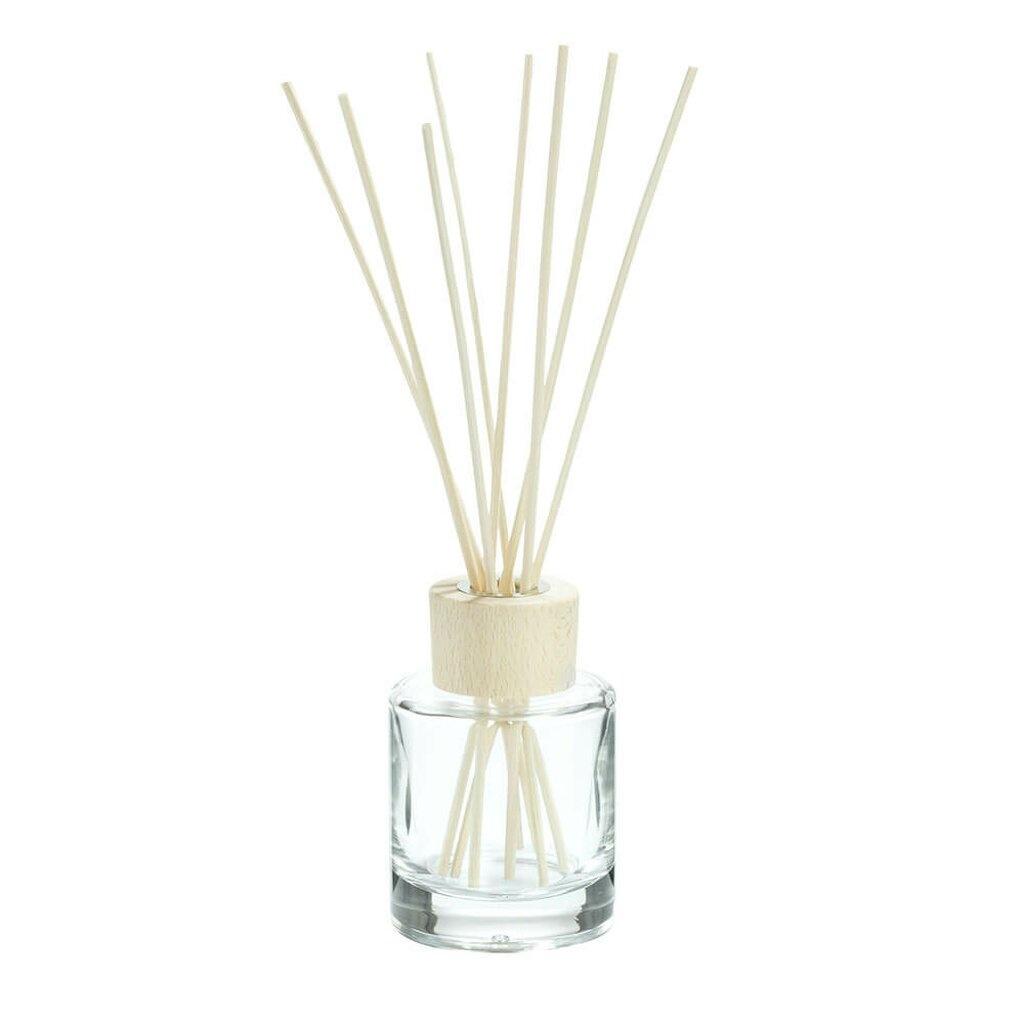 Glazen fles reed diffuser 100 ml. zonder bamboestokjes