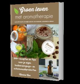 Boek: Groen leven met aromatherapie