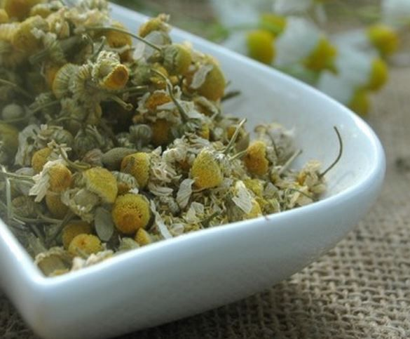 Kamillebloesem 50 gram