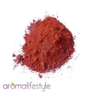 Natuurpigment (ijzeroxide) rood 10 gram