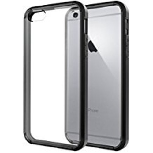 Forza Refurbished Forza iPhone 7/8 Hoes zwart + tempered glass