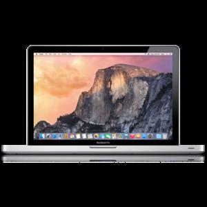 Apple MacBook Pro Core i5 2.5 GhZ 13 inch 500gb 16gb ram