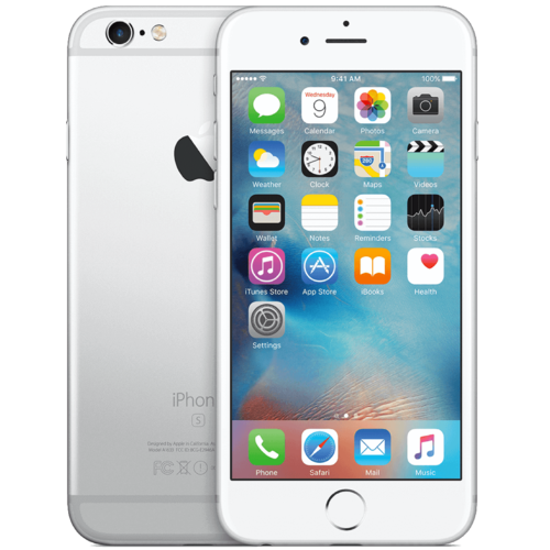 Apple iPhone 6S Wit 32GB B-Grade
