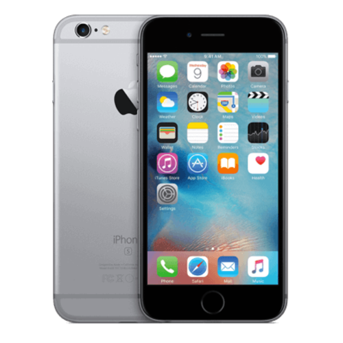 Apple iPhone 6S 64GB Zwart B-Grade