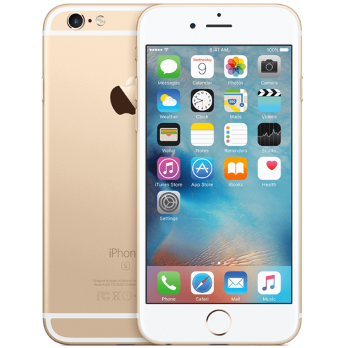 Apple iPhone 6S Goud 32GB (No Touch ID)