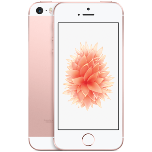 Apple iPhone SE 64GB Rosegoud
