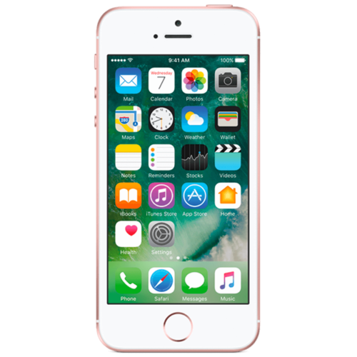 Apple iPhone SE 16GB Rosegoud B-Grade