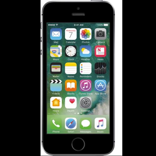 Apple iPhone SE 16GB Zwart B-Grade