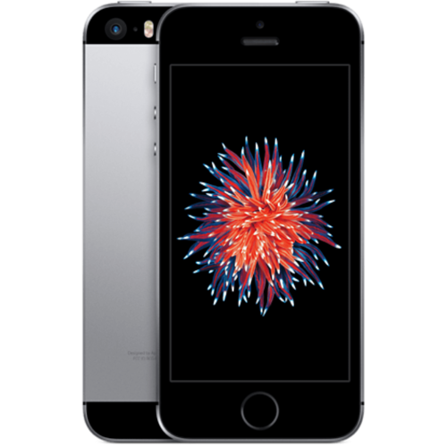 Apple iPhone SE 64GB Zwart B-Grade