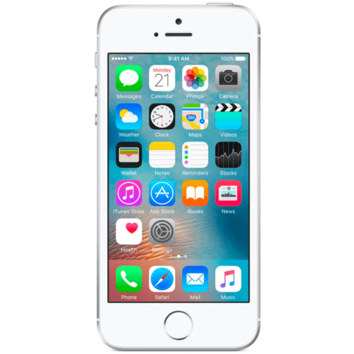 Apple iPhone SE 16GB Wit (No Touch ID)