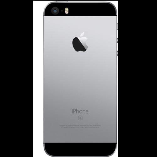 Apple iPhone SE 64GB Zwart No Touch-ID