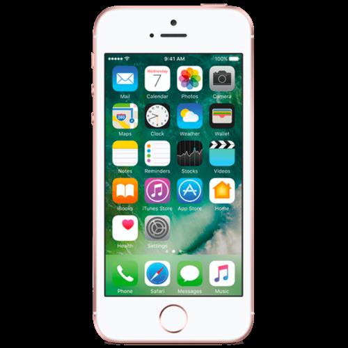 Apple iPhone SE 64GB Rosegoud C-Grade