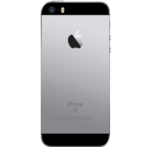 Apple iPhone SE 64GB Zwart