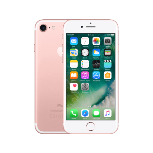 Apple iPhone 7 128GB Rose gold A-Grade