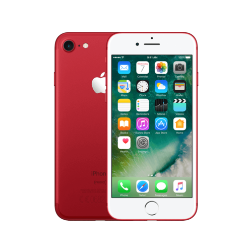 Apple iPhone 7 128GB Red B-Grade
