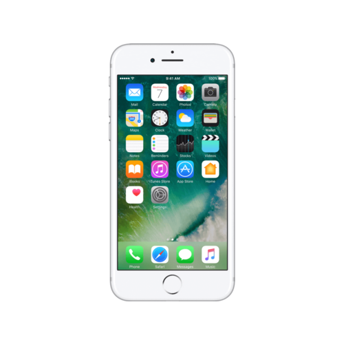 Apple iPhone 7 128GB Silver B-Grade