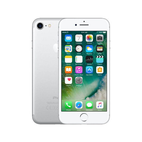 Apple iPhone 7 128GB Silver C-Grade
