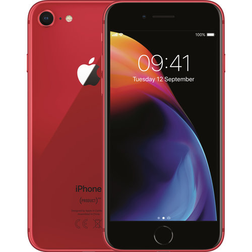 Apple iPhone 8 64GB Red A-Grade