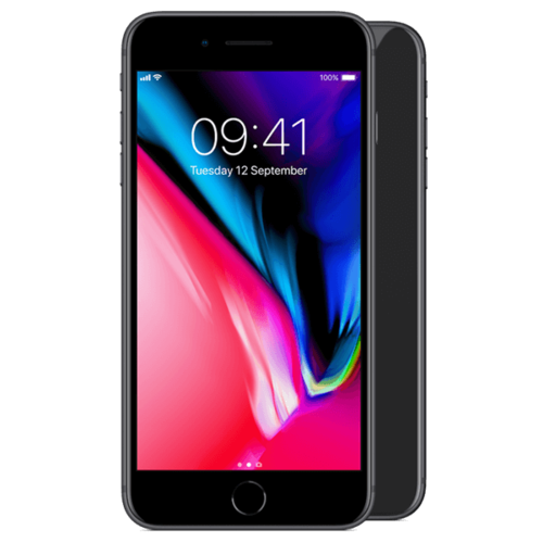Apple iPhone 8 Plus 64GB Space Grey A-Grade
