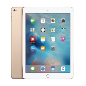 Apple iPad Air 2 Goud 16GB Wifi + 4G
