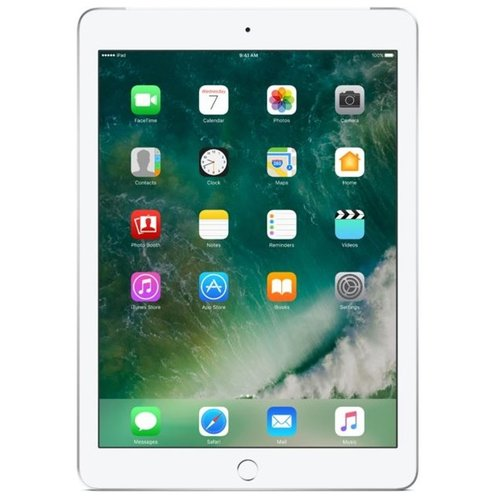 Apple iPad 2017 128GB Wit Wifi + 4G A-Grade