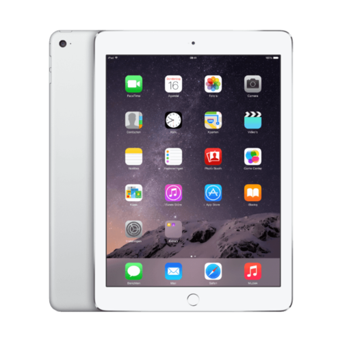 Apple iPad Air 2 Wit 64GB Wifi + 4G A-Grade