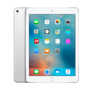 Apple iPad Pro 12.9 Inch (2017-versie) 64GB Silver Wifi + 4G
