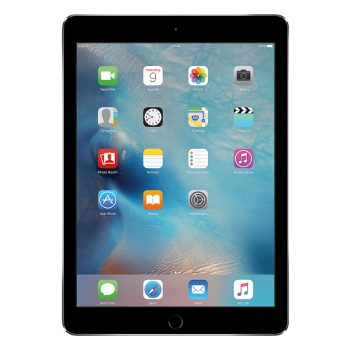 Apple iPad Air 2 Zwart 16GB Wifi + 4G A-Grade