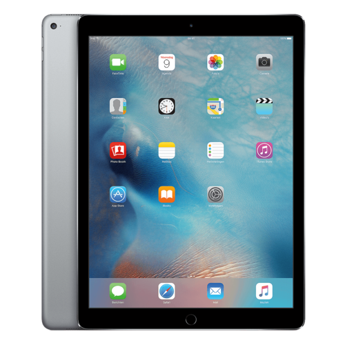Apple iPad Pro 12.9 Inch (2017-versie) 64GB Space Grey Wifi + 4G A-Grade