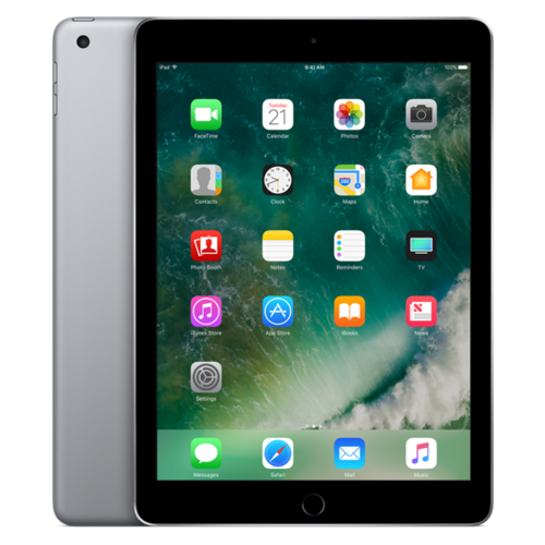 Apple iPad 2018 128GB Space Gray Wifi only A-Grade