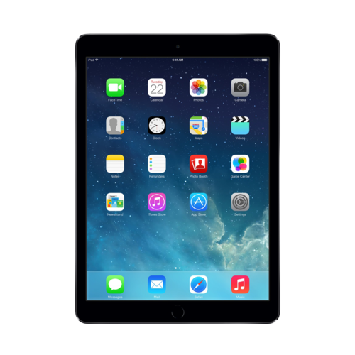 Apple iPad Air Zwart 16GB Wifi only