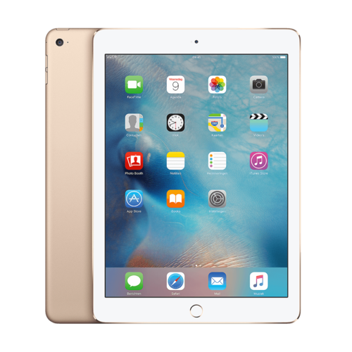 Apple iPad Air 2 Goud 64GB Wifi + 4G B-Grade