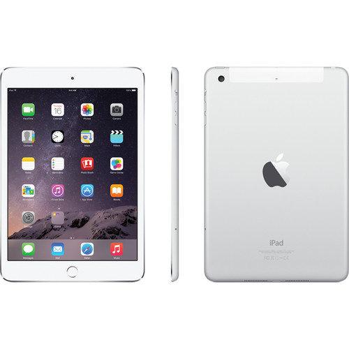 Apple iPad Mini 3 Wit 16GB Wifi + 4G B-Grade