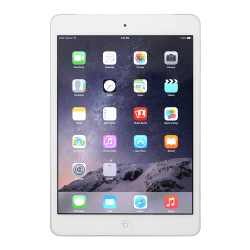 Apple iPad Mini 2 Wit 16GB Wifi only