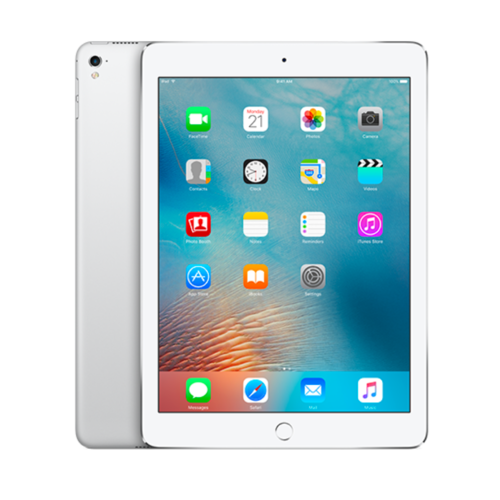 Apple iPad Pro 12.9 Inch (2017-versie) 64GB Silver Wifi only