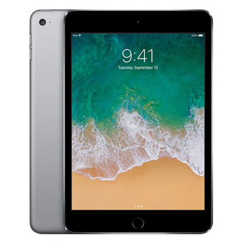 Apple iPad Mini 4 Zwart 16GB Wifi only B-Grade