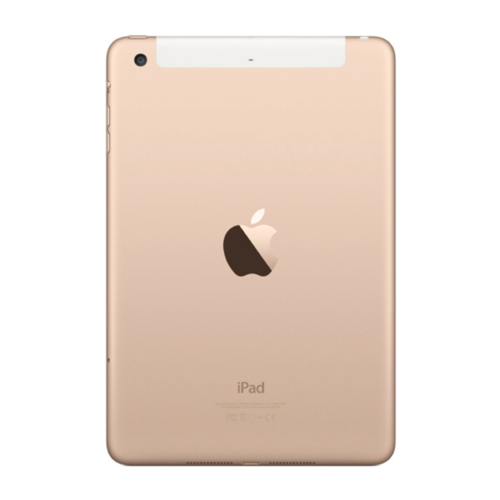 Apple iPad Mini 3 Goud 16GB Wifi + 4G