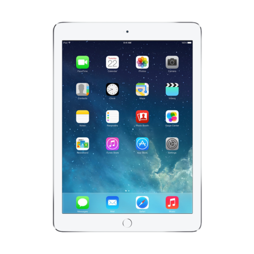 Apple iPad Air Wit 32GB Wifi + 4G