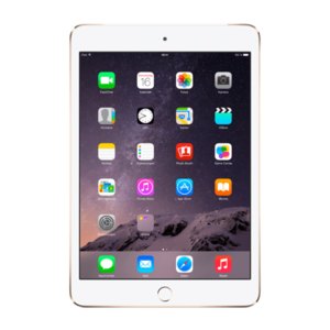 Apple iPad Mini 3 Goud 64GB Wifi only