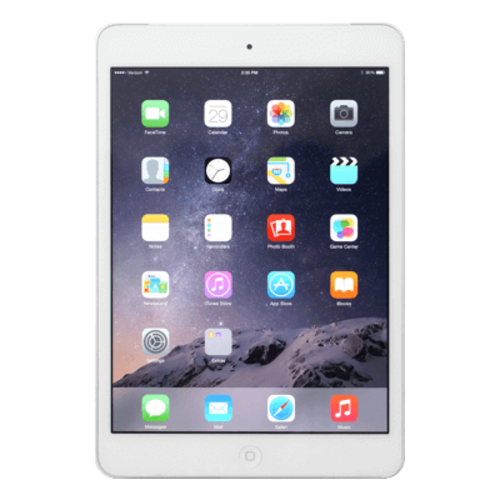 Apple iPad Mini 2 64GB Wit Wifi only