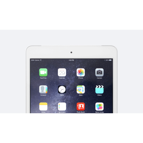 Apple iPad Mini 3 Wit 64GB Wifi only A-Grade
