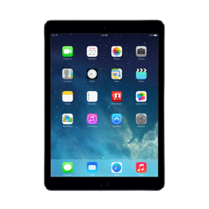 Apple iPad Air Zwart 64GB Wifi only