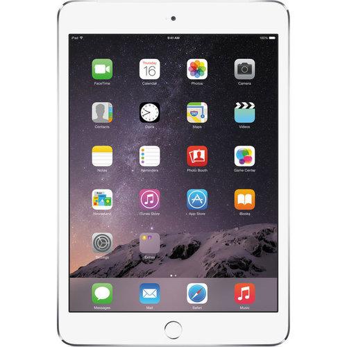 Apple iPad Mini 3 Wit 16GB Wifi only B-Grade