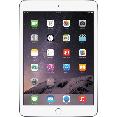 Apple iPad Mini 3 Wit 16GB Wifi only
