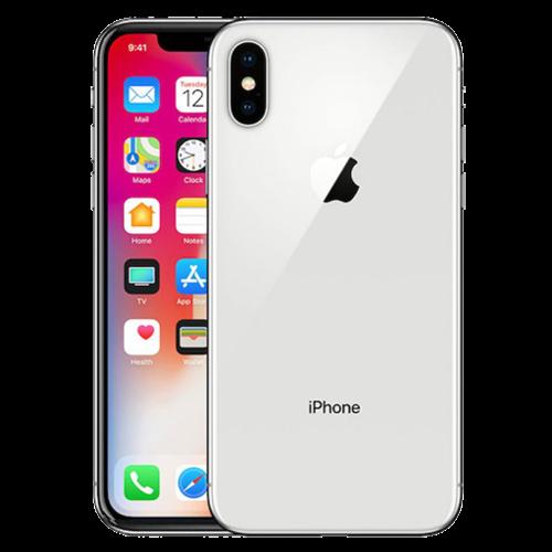 Apple Refurbished Apple iPhone X 256GB Silver B-Grade