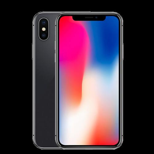 Apple Refurbished Apple iPhone X 256GB Space Grey C-Grade