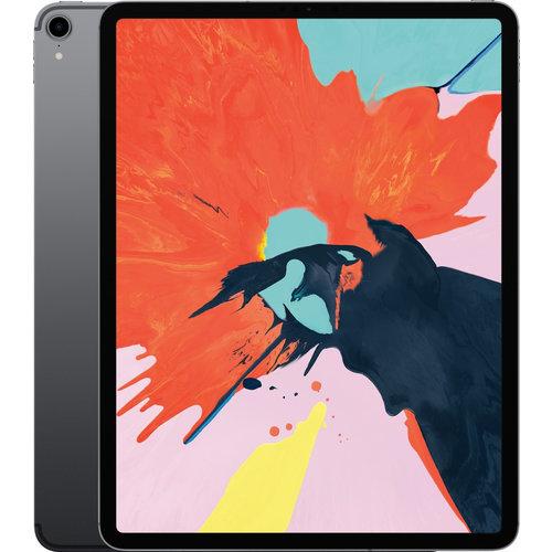 Apple Refurbished Apple iPad Pro 12.9 Inch (2018 Versie) 64GB Space Grey Wifi + 4G A-Grade