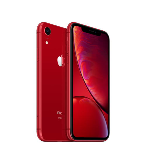 Apple Refurbished Apple iPhone XR 64GB Red B-Grade