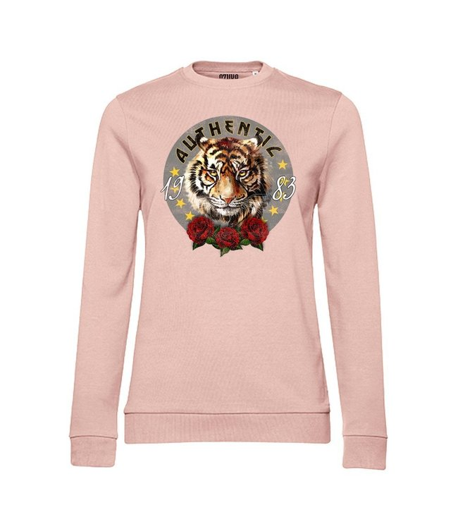 Sweater AUTHENTIC powder pink