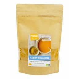 PUUR Rineke Heerlijke biologische curry- relaxmix, grootverpakking